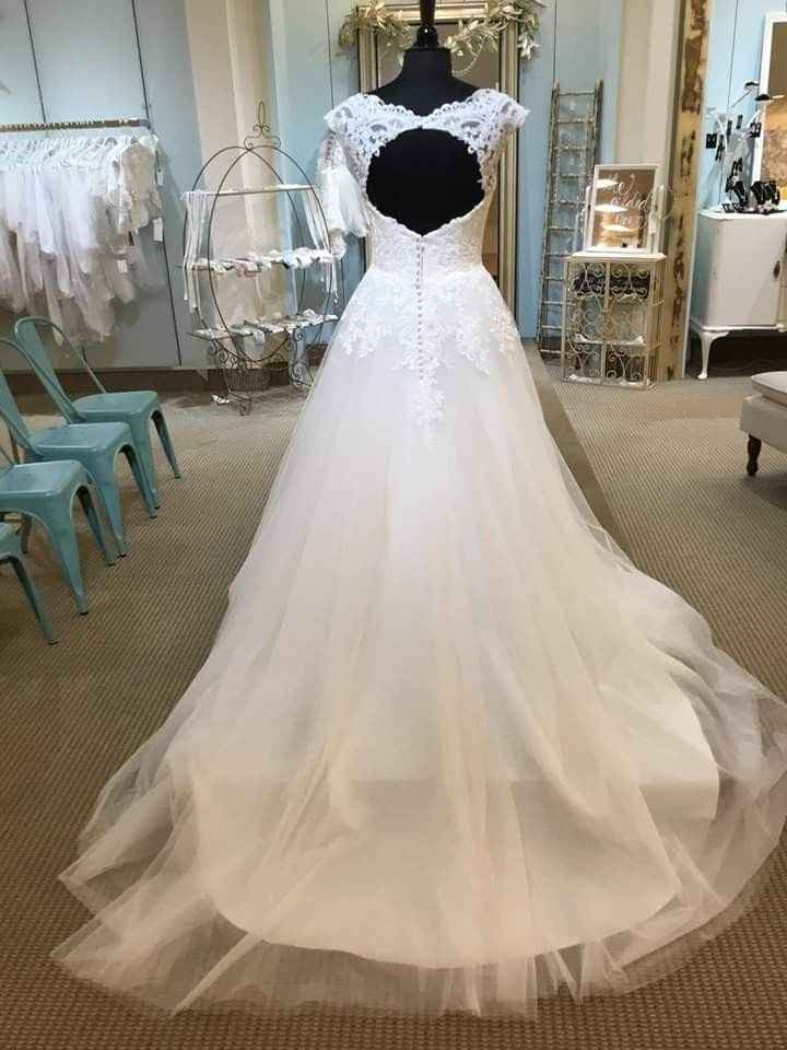 Finding my dream dress in a picture - 2