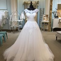 Finding my dream dress in a picture - 1