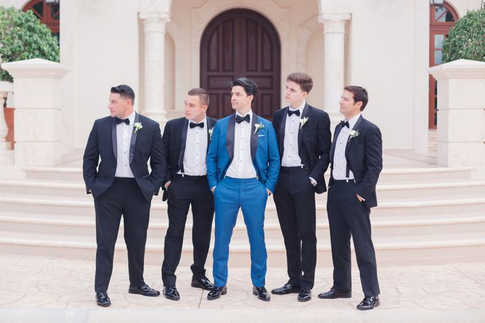 Groomsmen Attire - Matching or Mixing It Up? 4