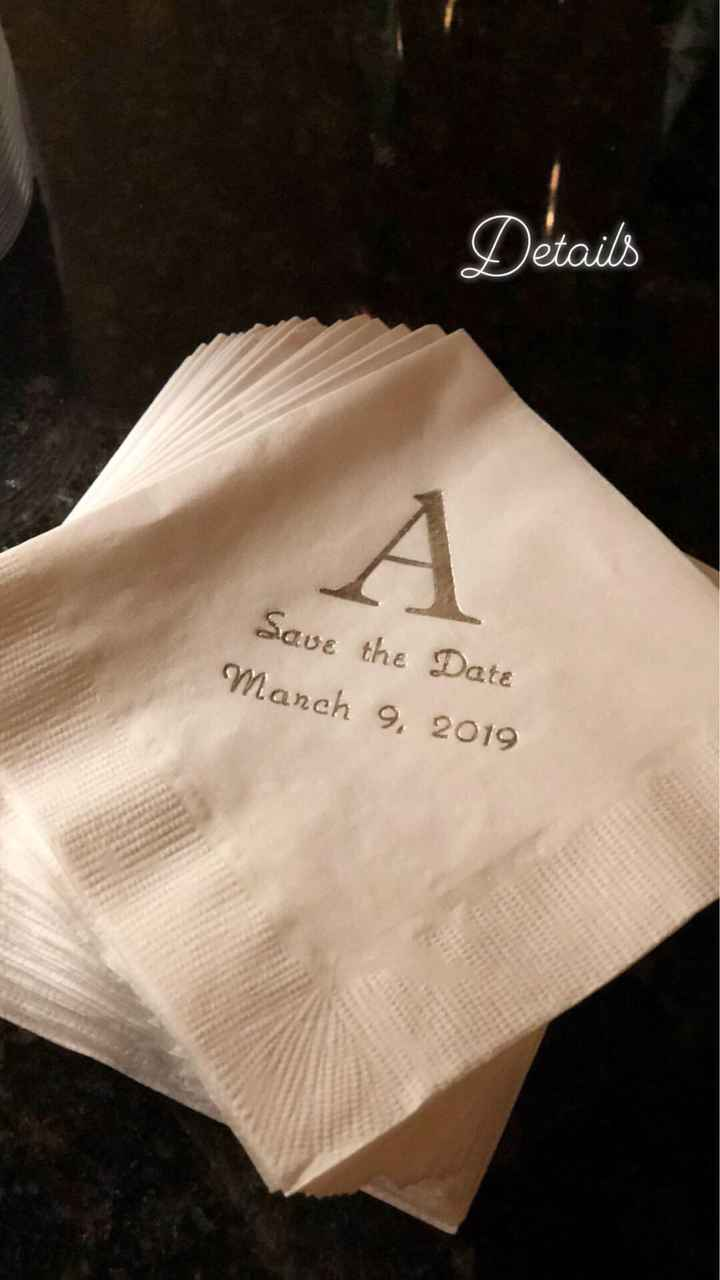Show me your Save the Dates! - 2