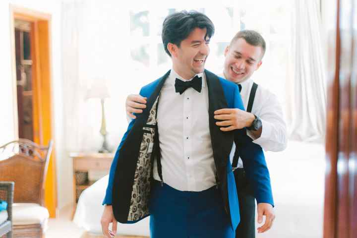 Warm Weather Groom/groomsmen Attire - 2