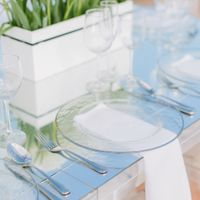 Buffet style dinner? What's at your guest's table setting? - 1