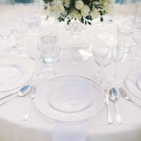 Buffet style dinner? What's at your guest's table setting? - 2