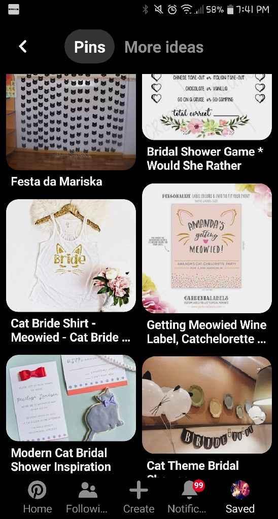 Bridal Shower Theme - 2