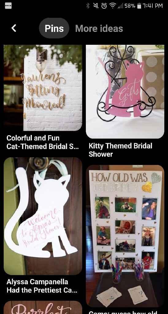 Bridal Shower Theme - 3