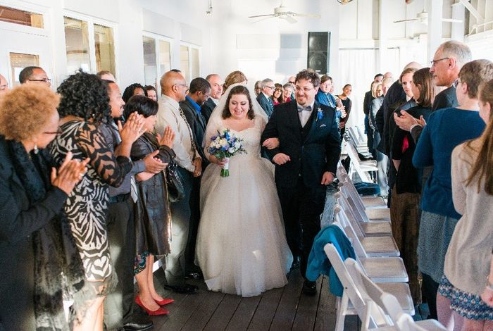 Share your recessional photo! 😊 17