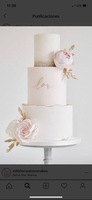 Cake design 3