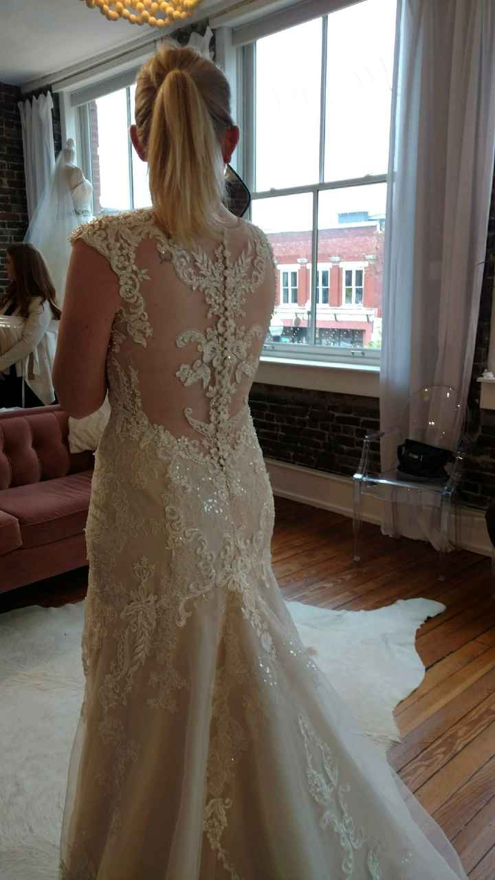 Show your wedding dresses - 3