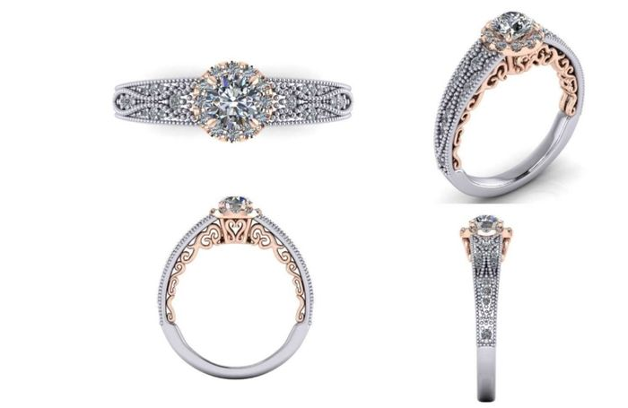Brides of 2019!  Show us your ring! 14