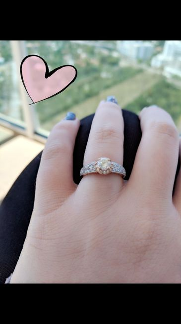 Brides of 2019!  Show us your ring! 15