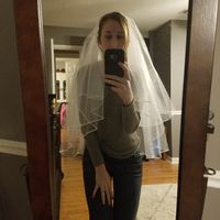 Need help picking a veil - 1