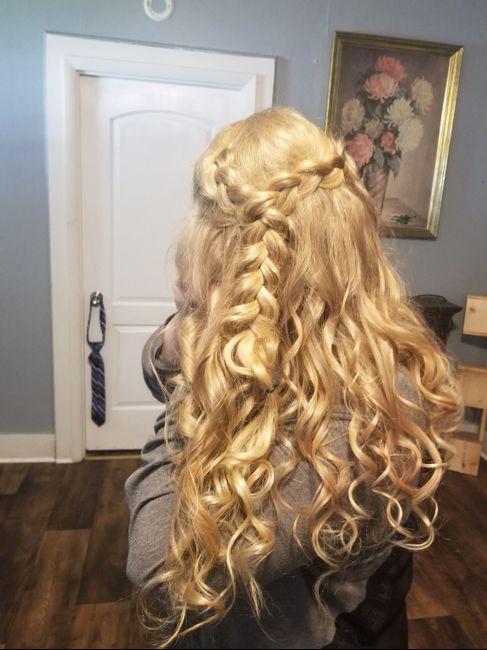 1St Hair Trial... 1