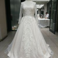 Anomalie wedding dress ready to be picked up!!! - 1
