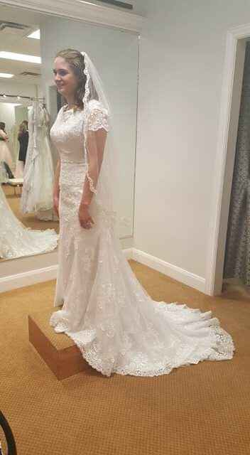 Did you say yes to the dress? - 3