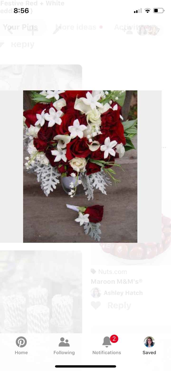Bouquet Dilemma - 1