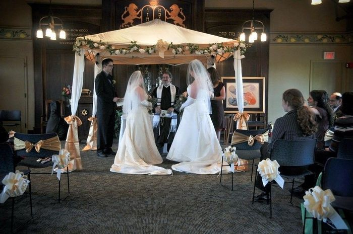 Chuppah and view? 2