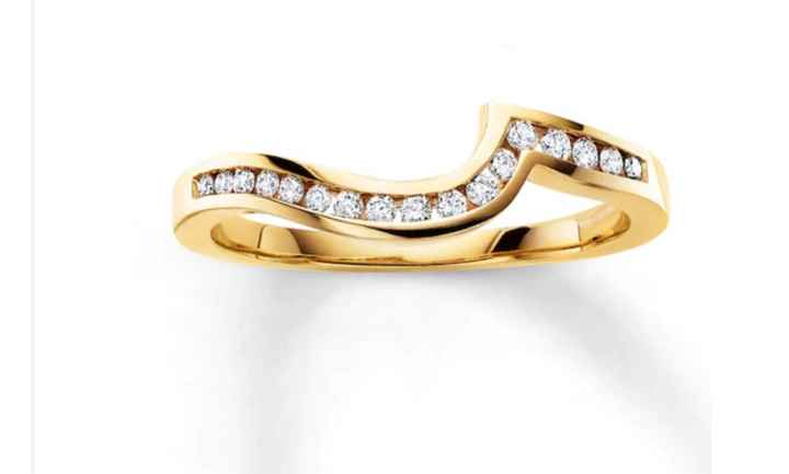 Talking about engagement rings and wedding bands... Help! - 3