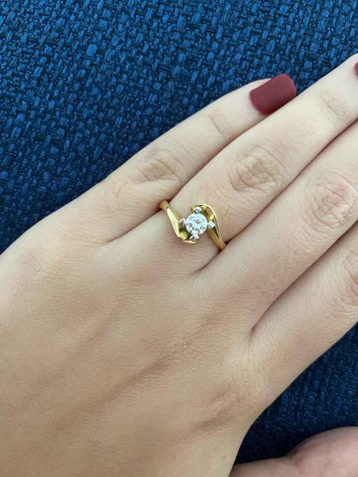 Talking about engagement rings and wedding bands... Help! - 4