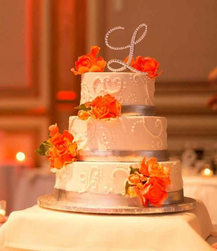 What's your wedding cake inspiration?
