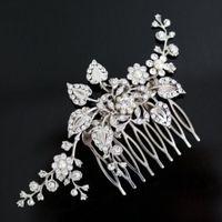 Let's talk wedding hair combs!