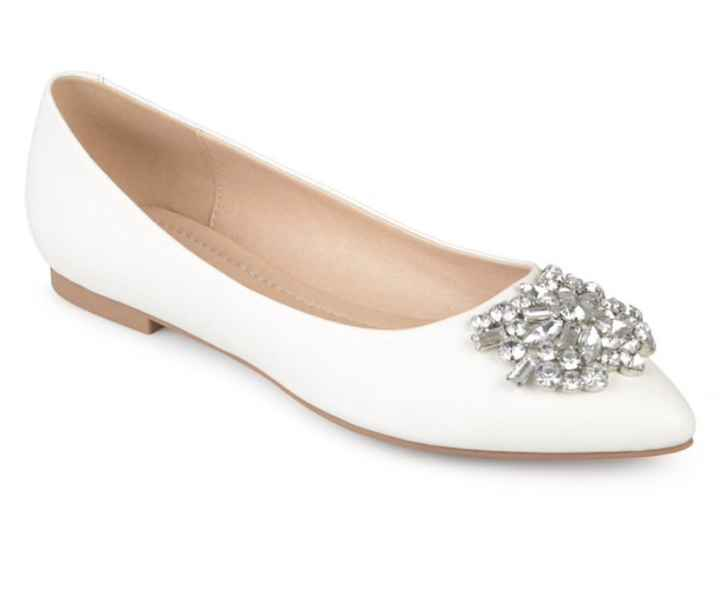 Curious what everyone's wedding shoes look like? - 2