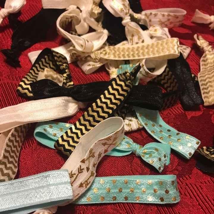 diy Hair Ties - 1