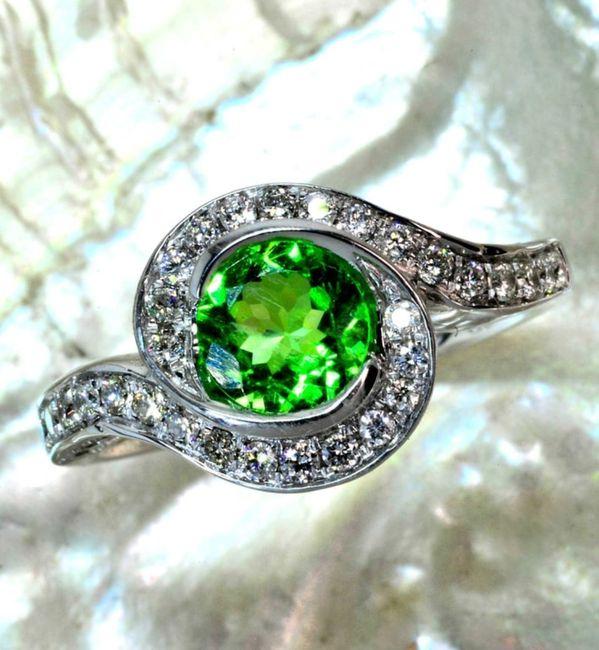 Show me your unique engagement rings! 11