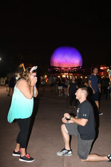 Was your proposal a total surprise? 💍 Or did you see it coming?? 4