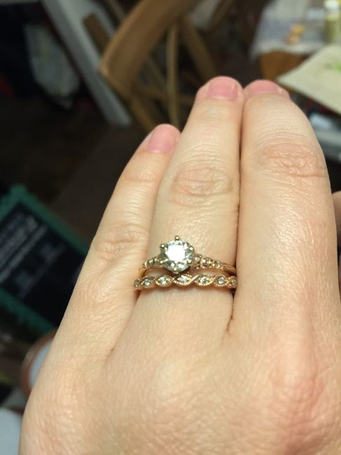 We haven't had any ring porn in awhile...