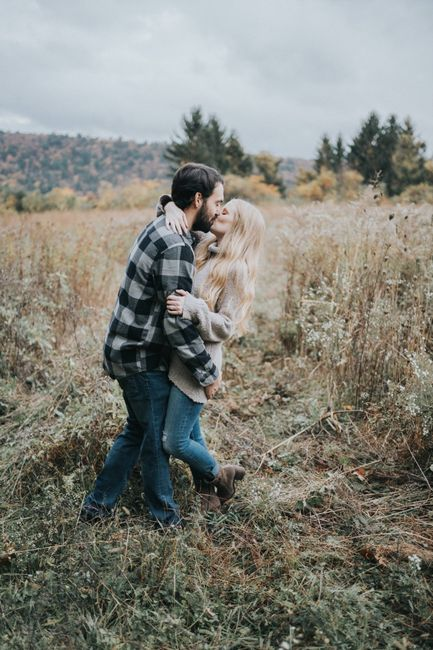 Favorite engagement pictures! 2