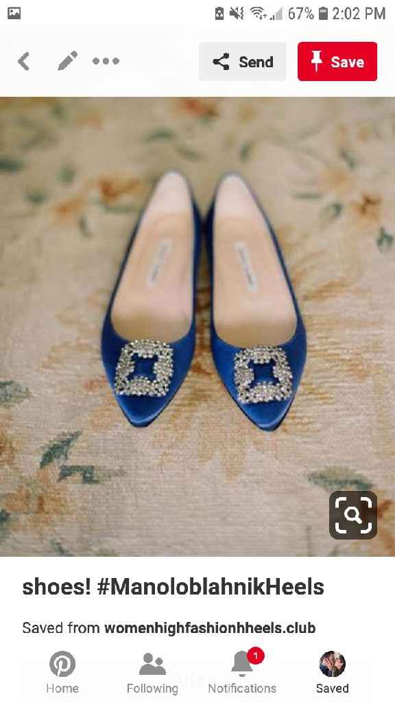Bridal shoes - 2