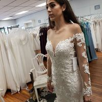What Dresses Did You Try, And Not End Up Buying?? - 5