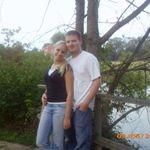 Nate and Manda