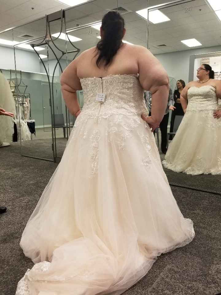 Would love to see your dresses!! - 2
