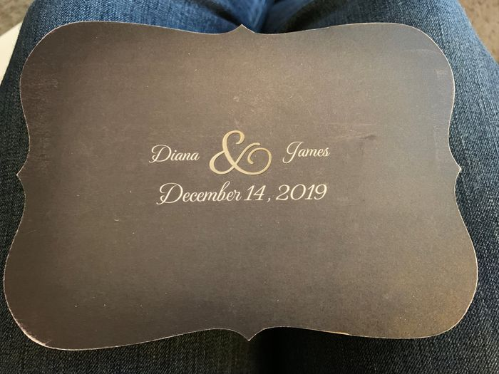 Where did you get your wedding invitations? 3