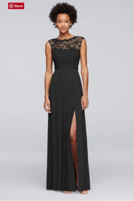Keep or Cancel: Matching Bridesmaids Dresses? 4