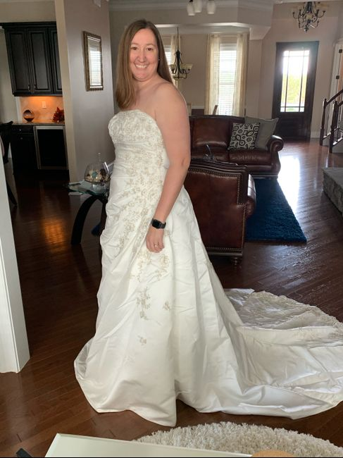 Show me your venue and dress! 33