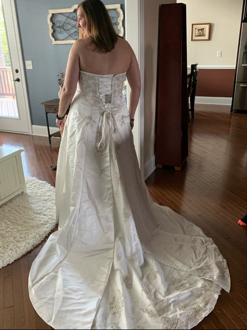 Show me your venue and dress! 34