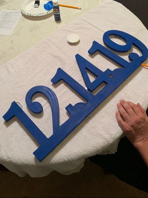 Sweetheart Table 15