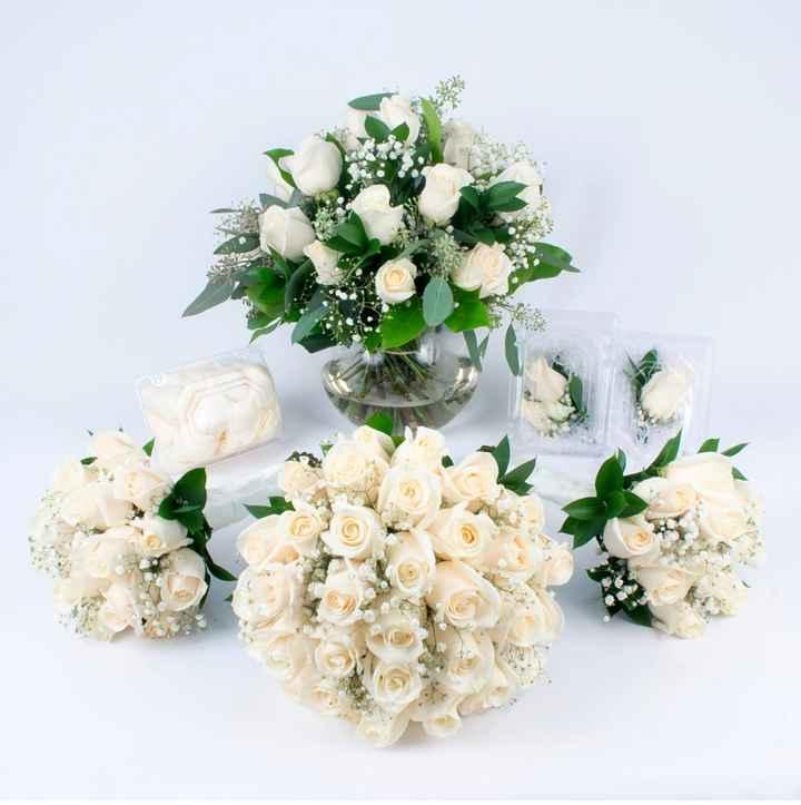 Finally chose my wedding flowers! - 1