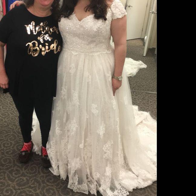 Plus size brides 9