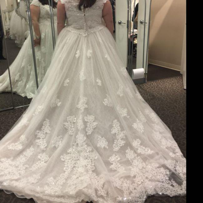 Plus size brides 10