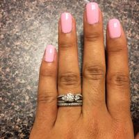 Let me see your ring wraps/enhancers!