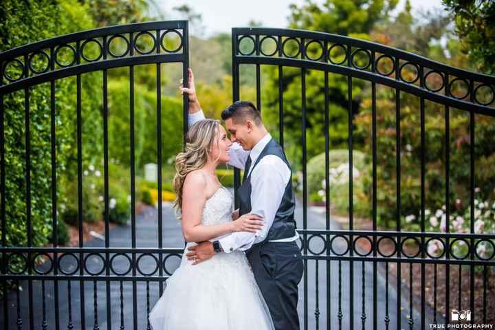 Pro Pics. My dream wedding was amazing - 15