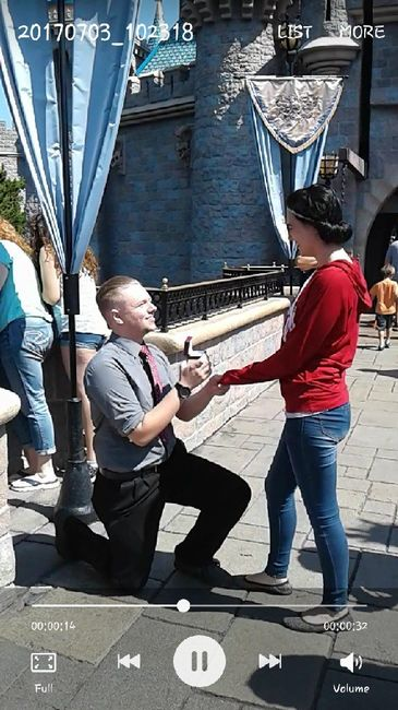 Share your proposal story! 2