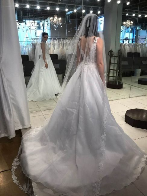 What color is your wedding dress? 14