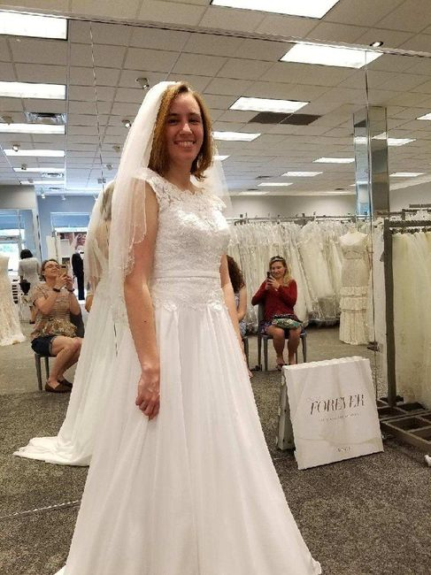 It's Time for a WW Bridal Fashion Show!!! 7