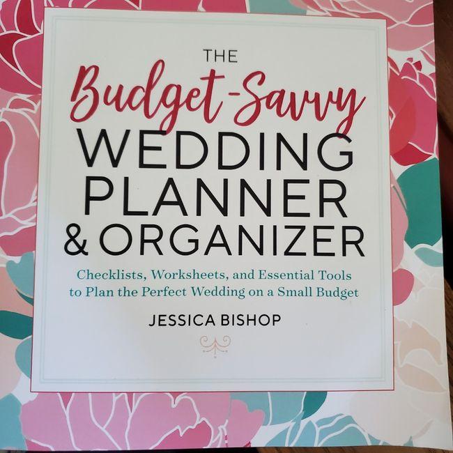 Wedding Planners & Binders 1