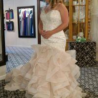 So many beautiful dresses!