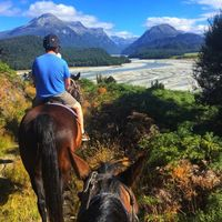 Horseback through Middle Earth